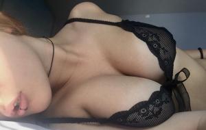 Ma photo sexy et mon décolleté